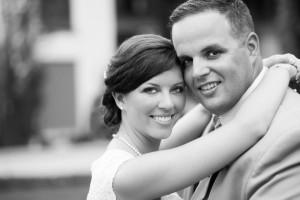 Happy Couple at Crosswater Hall Reception Florida