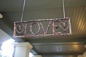 Reception Love