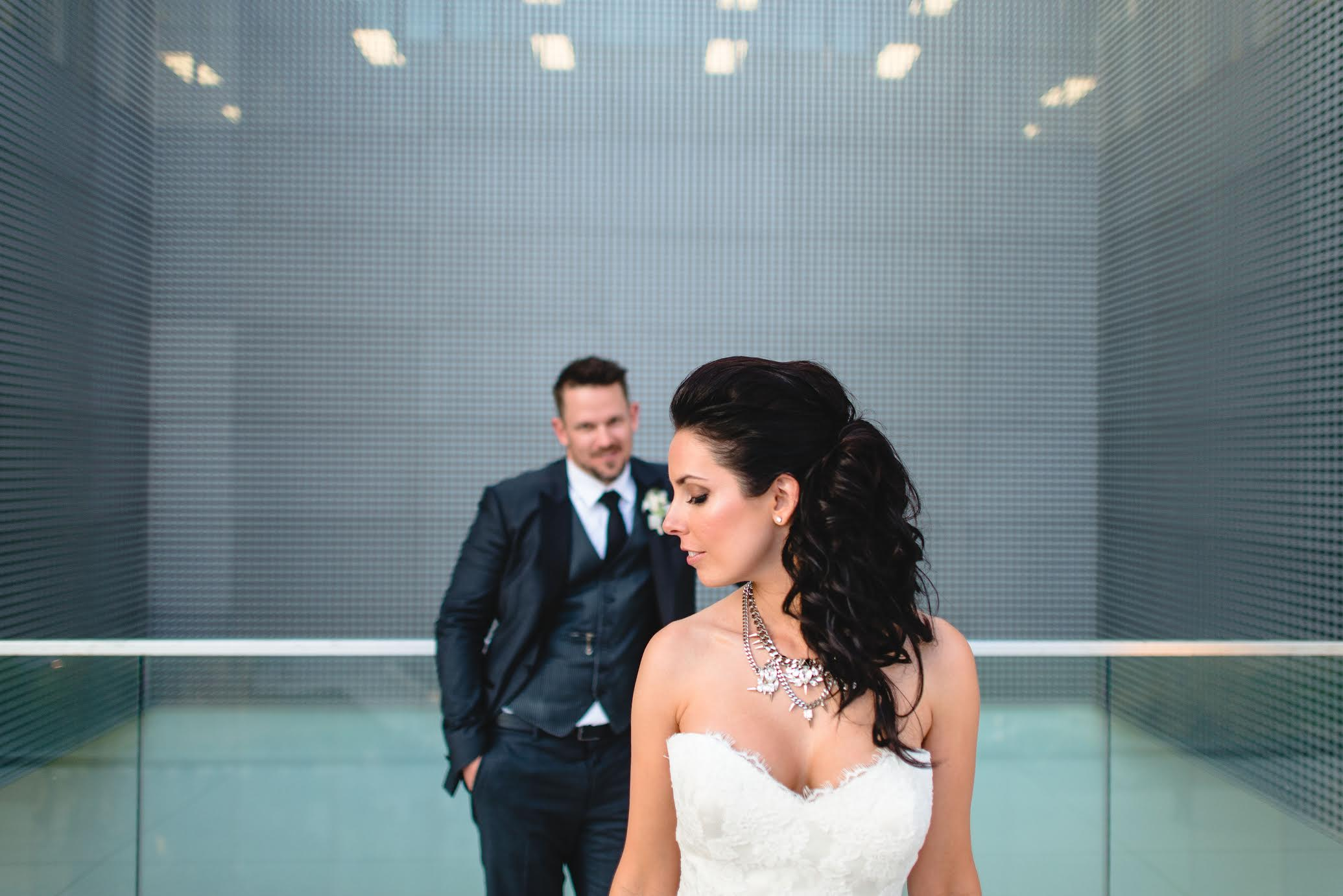 Modern Wedding Design, Tampa Museum of Art | Randall Productions, LLC