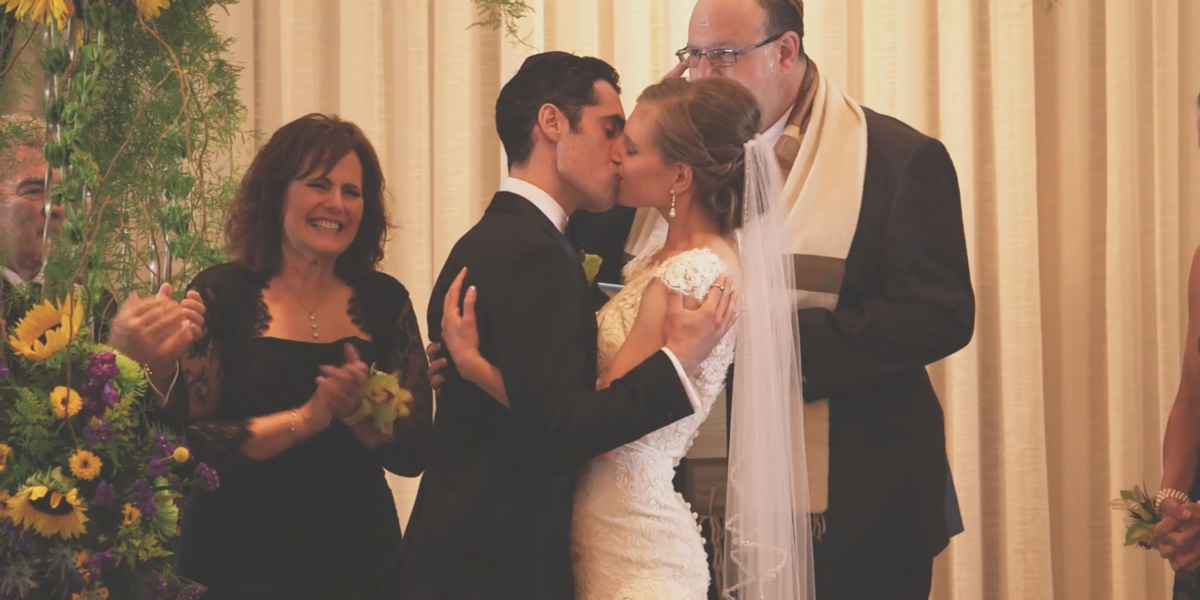Superb Jewish Wedding